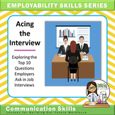 Employability Skills Series: Acing the Interview
