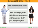 ESL adult resource: Employability skills Interactive Resource 3