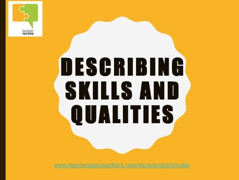 Employability skills introductory video and ppt