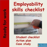Printable employability skills quiz for teens and adults -