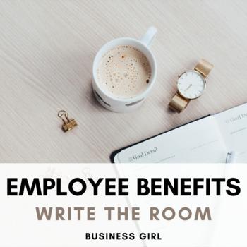 Employee Benefits QR Code Scavenger Hunt