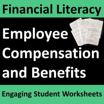Employee Compensation & Benefits Financial Literacy Career Activities