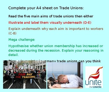 Employment: Contracts: Trade Unions: Citizenship