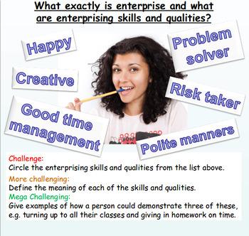 Employment / Employability Skills /  Careers / Enterprise Bundle