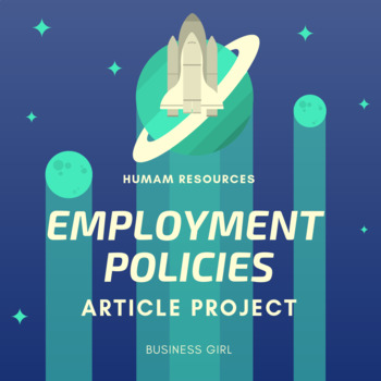 Employment Policies (HR) Article Project