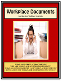 Employment, WORKPLACE DOCUMENTS, Vocational, Career Readiness