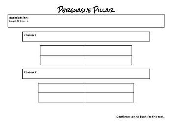 Empowering Writer's Persuasive Pilar
