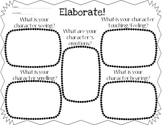Empowering Writers Adding Elaborative Details Graphic Organizer