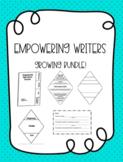Empowering Writers Resources- Growing Bundle