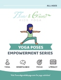 Empowerment Yoga Pose Card Deck and Journal