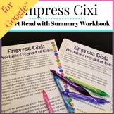 Empress Cixi for Google Classroom™