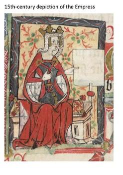Empress Matilda - Matilda of England Word Search