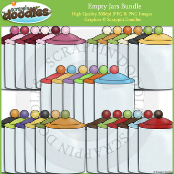 Empty Jar Bundle