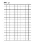 Empty grid paper
