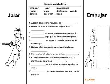 Empujar y Jalar Plegable/Foldable