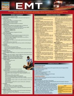 Emt- Emergency Medical Technician - QuickStudy Guide