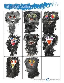Emu Hairdo