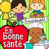 En Bonne Santé - French Booklet