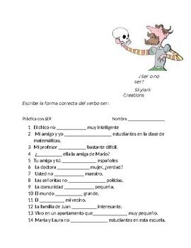 En Espanol 1 Unidad 1 etapa 1 Bundle including  5 activities for the etapa