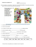 En Español 2 4.3 Vocabulary, Comparatives, Superlatives Quiz