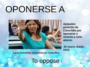 En Espanol 3 U1E3 Vocab Powerpoint