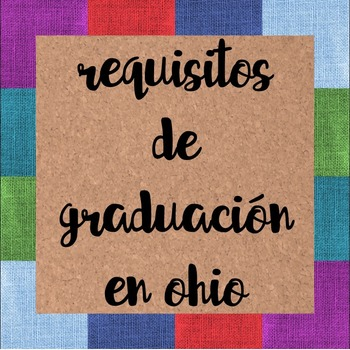 En Espanol: New Ohio Graduation Requirements Parent Presentation