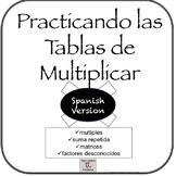 En Español- Practicar multiplicación del 0-12 para centros