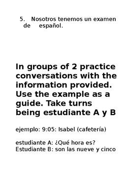 En Espanol U2E2