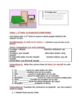 En La Casa Packet- Improved (Spanish)