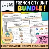 En Ville : French City Unit - BUNDLE!