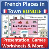 En Ville French Places in Town Unit La Communauté BUNDLE