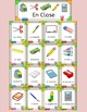 Spanish classroom and school vocabulary - En Clase - activ