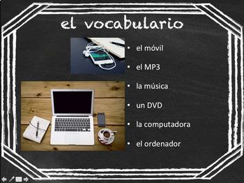 En clase y después ¡Así se dice! Capítulo 3 Vocabulary PowerPoint
