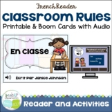 French Class Rules Reader {En classe} & Sorting Page {Les