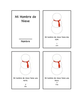 En el Invierno/In the Winter Book Pack in English and Spanish