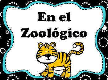 En el Zoológico PowerPoint