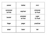 En español 2, Etapa preliminar vocabulary cut-outs