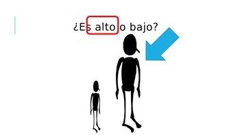En español, Level 1, Unit 1, Etapa 2 - Vocabulary PowerPoint