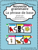 En français - Nouvelle grammaire - Phrase de base