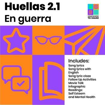 En guerra por Sebastián Yatra y Camilo: Una unidad didáctica