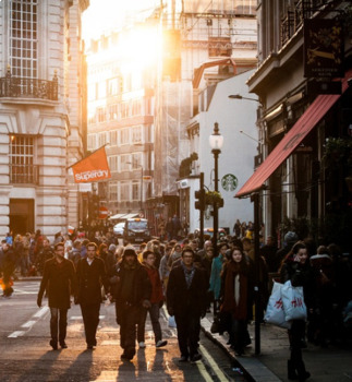 En la Calle - In the Street - Quiz