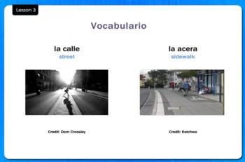 En la Calle - In the Street - Video Tutorial