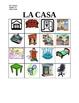"""""""En la casa"""" BINGO cards (30)"""