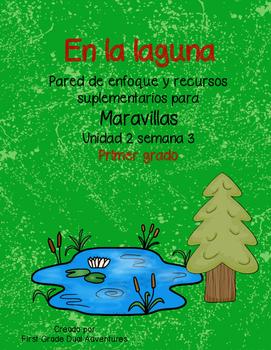 En la laguna -Maravillas - Unidad 2 Semana 3