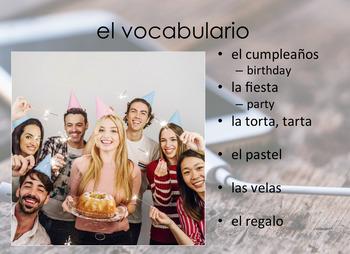 En tu tiempo libre ¡Así se dice!1 Capítulo 8 Vocabulary Presentation