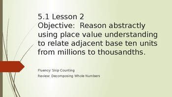 EnNY 5.1 Lesson 2