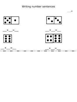 EnVision 1st grade Common Core Math Exit tickets