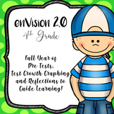 EnVision 2.0, 4th, Full Year of Pretests, Progress Monitoring, Reflections