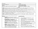 Editable EnVision 2.0 First Grade Math Topic 5