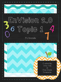 EnVision 2.0 First Grade Topic 1 Preview